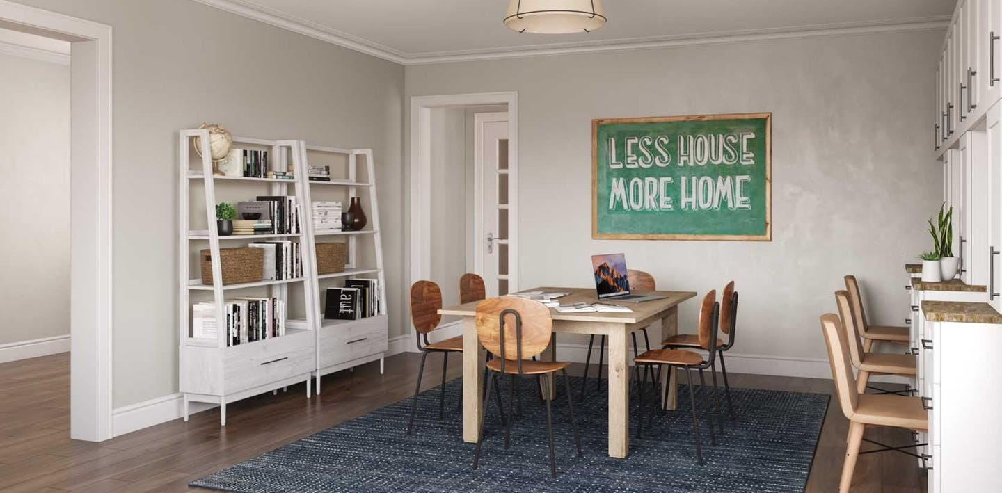 HOME SWEET CLASSROOM: HOW TO UPDATE A HOME TO ACCOMMODATE SCHOOLING