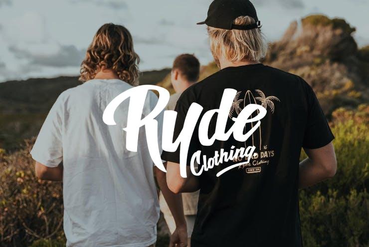 RYDE CLOTHING