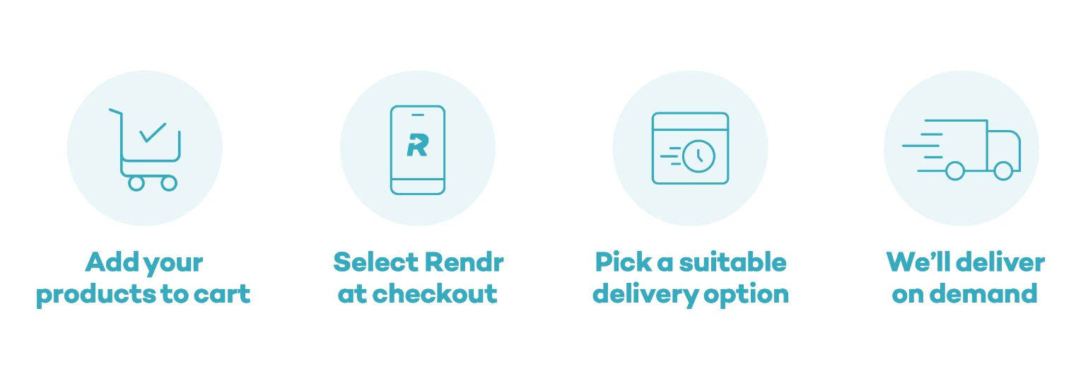 Rendr Delivery