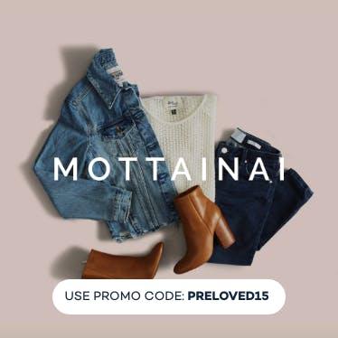 MOTTAINAI CLOTHING