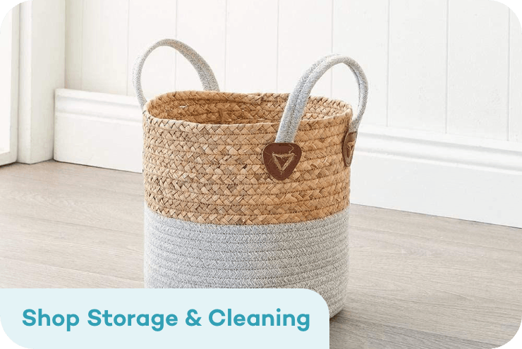 Storage & Cleaning