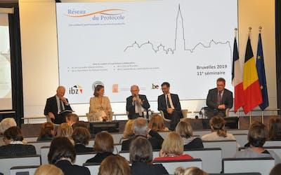 11ème Séminaire de Bruxelles