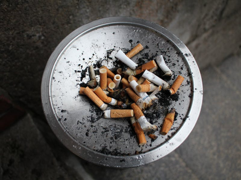 Clearing the air - is your money invested in tobacco?