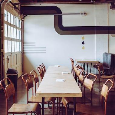 Изображение Расстановка столов в кафе