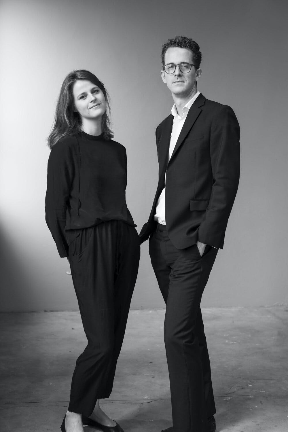 Retallack Thompson Directors; Jemima Retallack and Mitchell Thompson