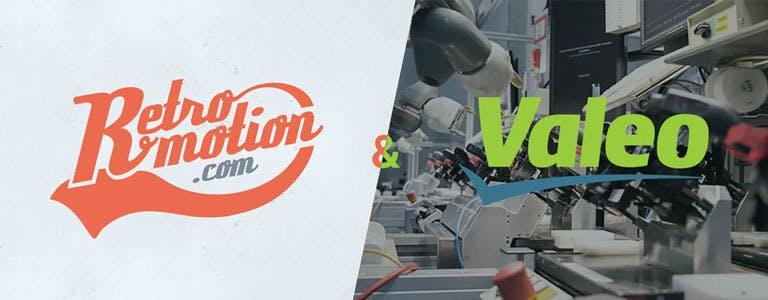 Partner-Spotlight: Retromotion & Valeo