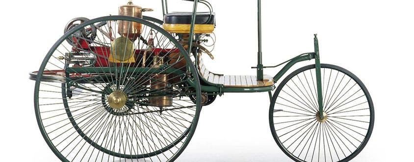Carl Benz – Der Erfinder des Automobils?