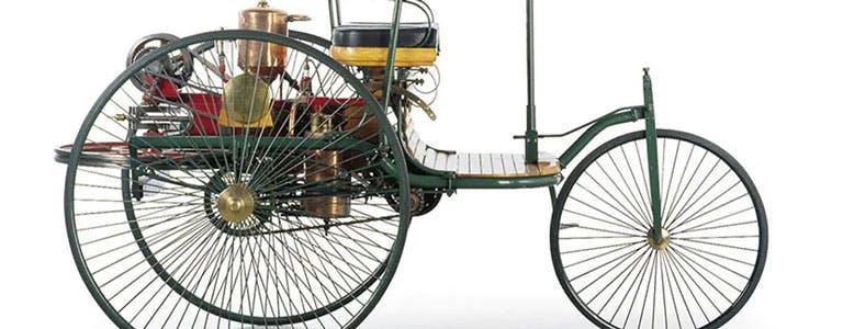 Carl Benz Erfinder des Automobils