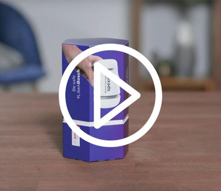 Installation spexor Youtube Video