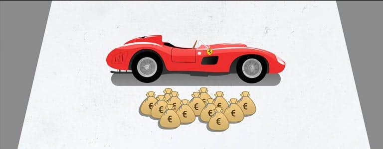 Die 10 teuersten Oldtimer aller Zeiten