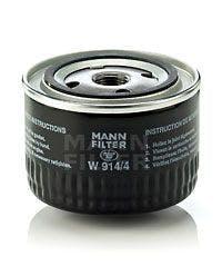 MANN-FILTER Ölfilter W 914/4