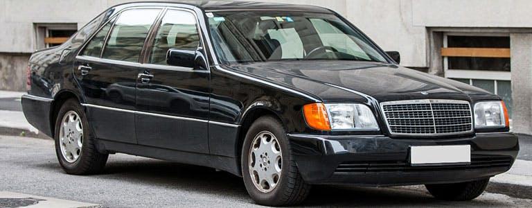 """Der Mercedes-Benz W140 – """"The World Car 1992"""" ist nun auch ein Oldtimer!"""