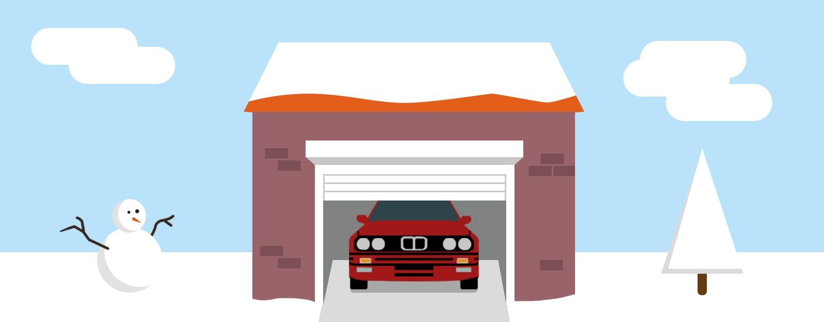 Winterschlaf für dein Fahrzeug
