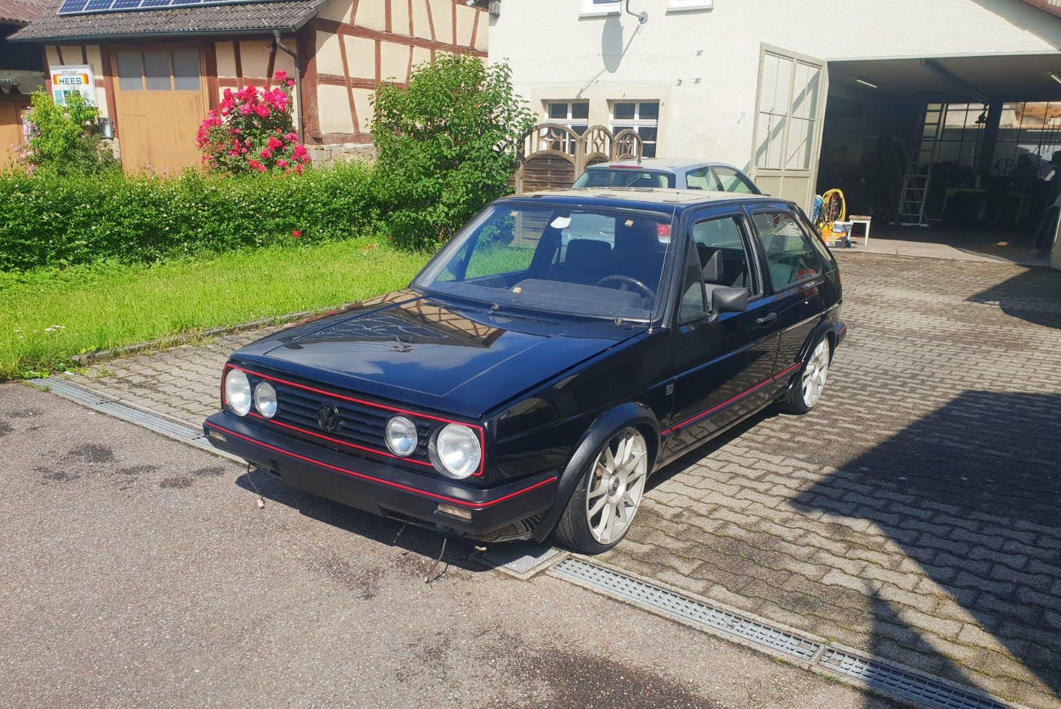 Stephans VW GTI