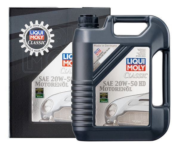 Liqui Moly Classic Motorenöl