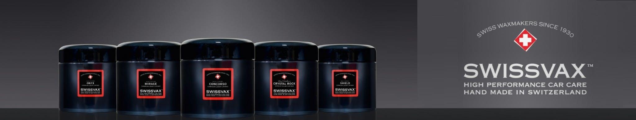 SWISSVAX Landingpage