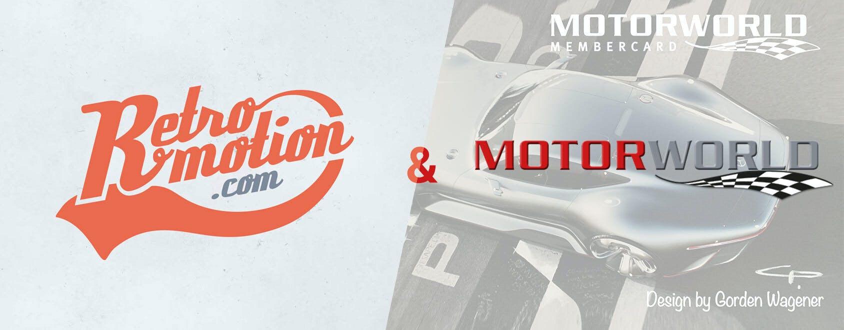 Partner-Spotlight: Retromotion & Motorworld