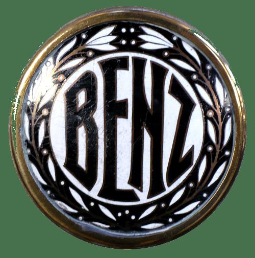 Das Logo der von Carl Benz gegründeten Automobilfabrik.