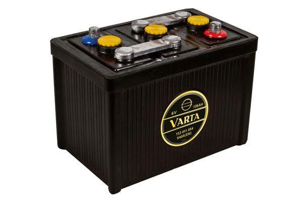 Varta Oldtimer Batterie 112 011 054