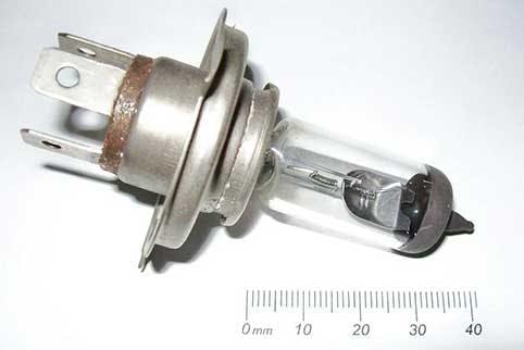 Halogen-Scheinwerferlampe