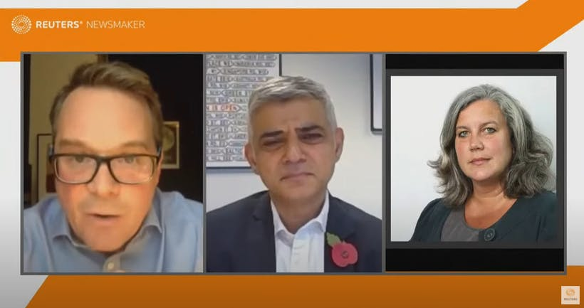 Newsmaker with Sadiq Khan & Heidi Alexander