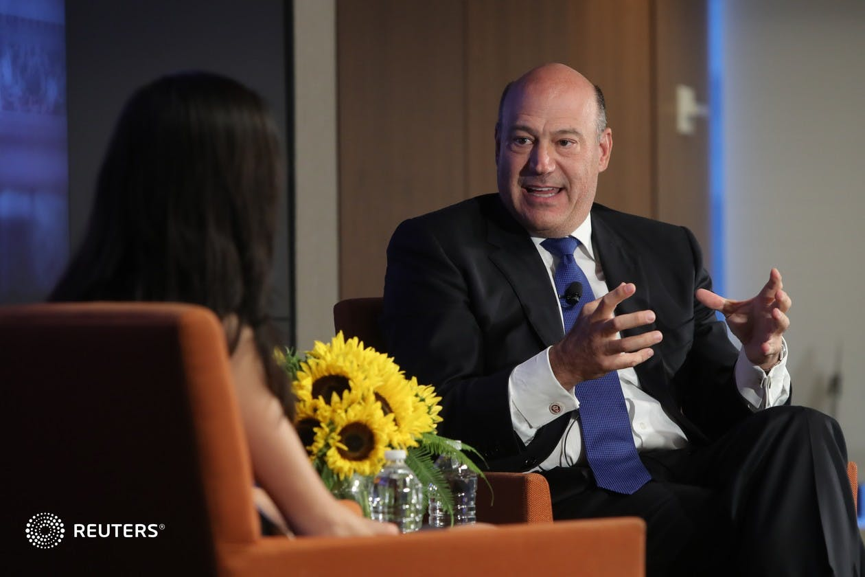 Reuters Newsmaker with Gary Cohn, Former Director of the United States National Economic Council