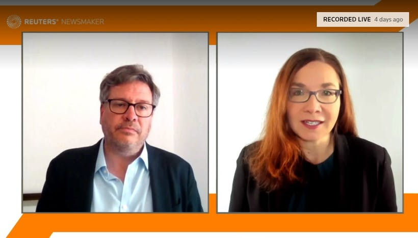 Reuters Newsmaker with Katharine Hayhoe