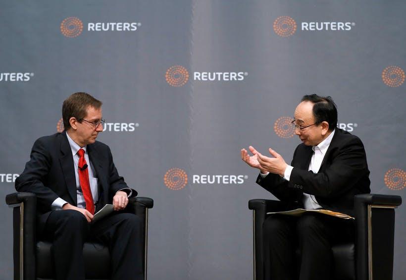 Reuters Newsmaker with Masayoshi Amamiya, Bank of Japan Deputy Governor