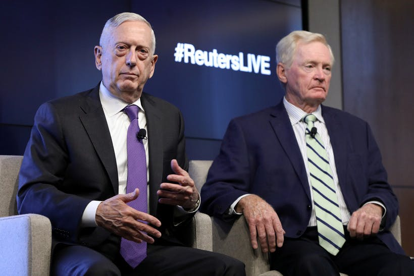 General Jim Mattis and Bing West: Call Sign Chaos