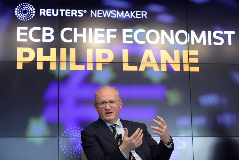 Reuters Newsmaker with ECB Chief Economist Philip Lane