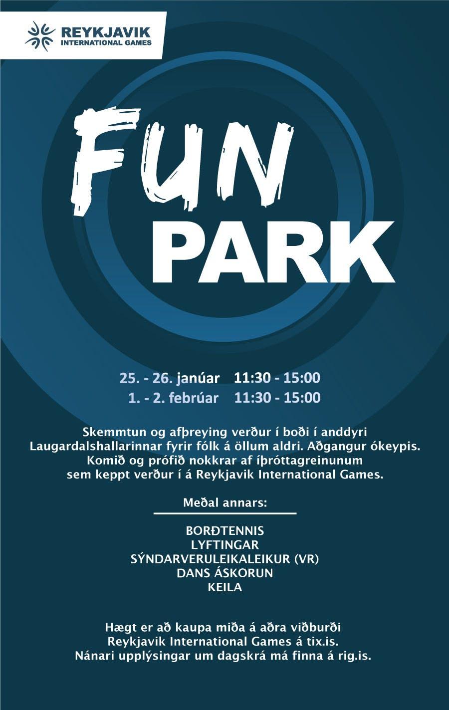 Upplýsingar um Fun Park