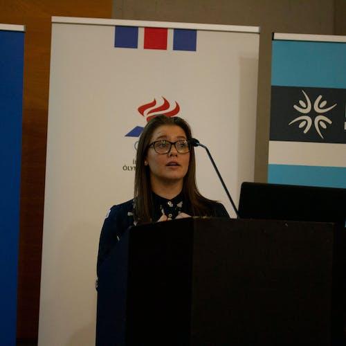Frá ráðstefnu Reykjavíkurleikanna 2020