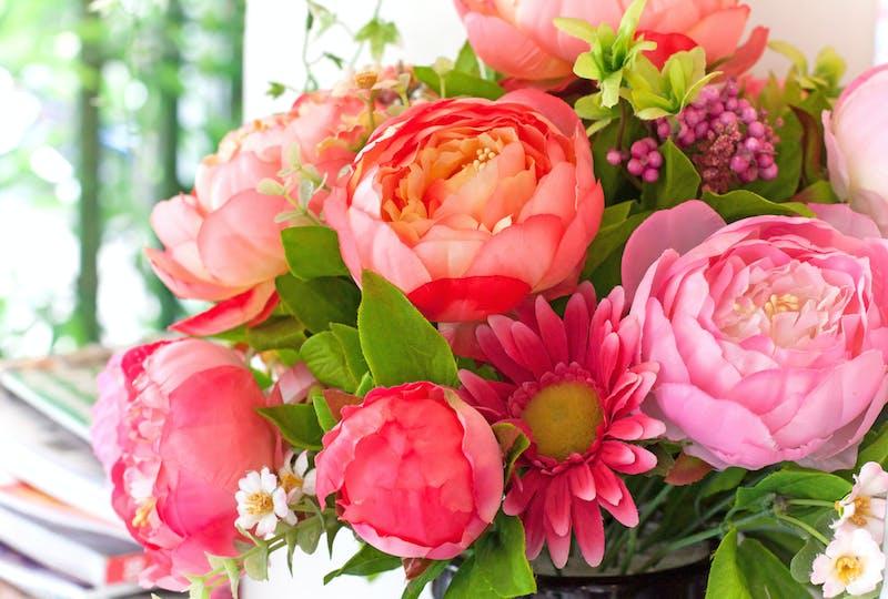 Bei Regionsflorist können Sie ganz einfach Blumen online bestellen und in ganz Deutschland nach Hause liefern lassen banner.