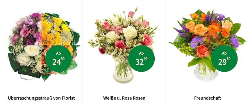 Geburtstag zum blumen männer für Blumen und