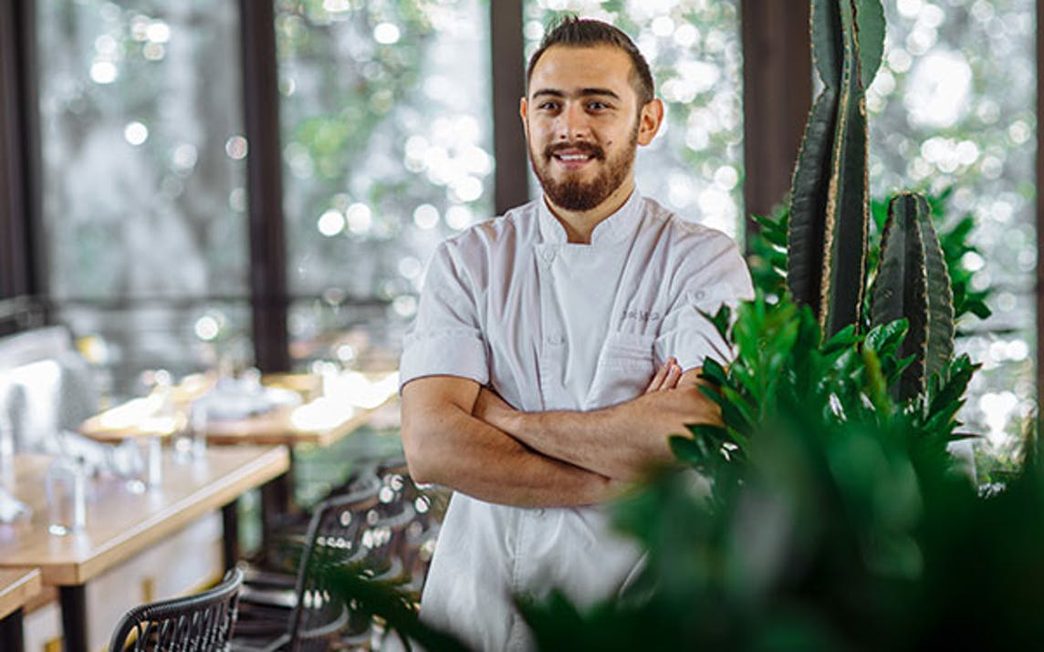 Creating culinary journeys with  Chef José Meza