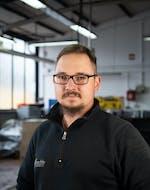 Mitarbeiter Kjell Reiner