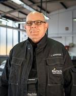 Mitarbeiter Lothar Sprenger