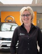 Verkaufsassistentin Neu- und Gebrauchtwagen - Sandra Knöpfel
