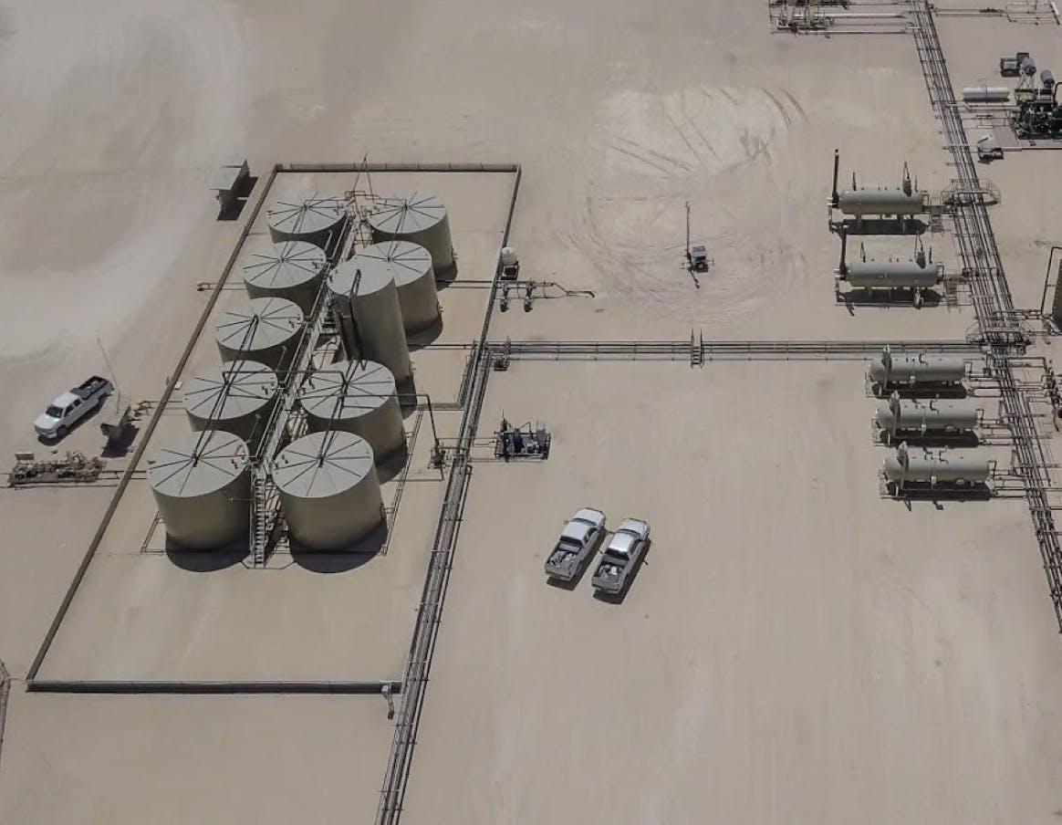 Oilfield lease operations