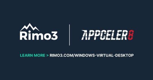 Rimo3 Partner - Appceler8