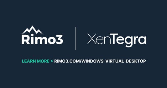 Rimo3 Partner - XenTegra