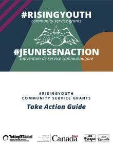 RisingYouth Take Action Guide