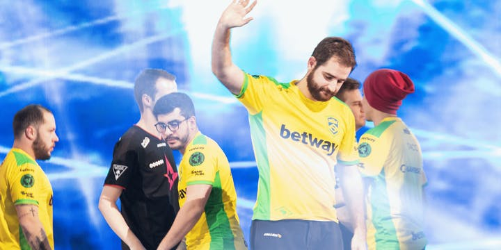 MIBR eliminated from ESL One: Road to Rio