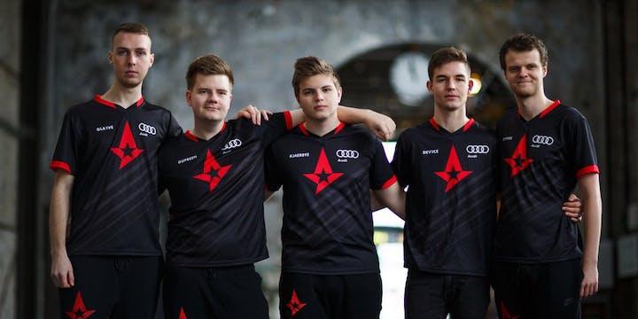 astralis seven man team