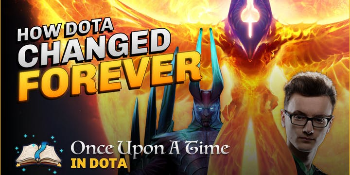 Dota 2 6.80: Terrorblade and Phoenix
