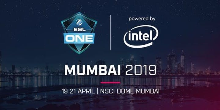 ESL One Mumbai Groups