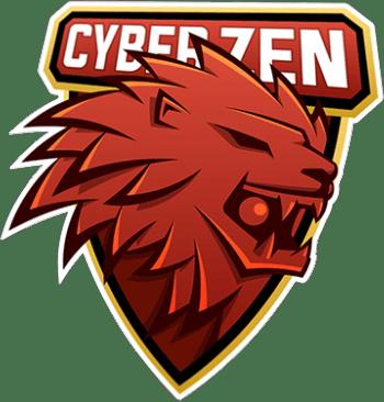 CyberZen Counter Strike Global Offensive Logo