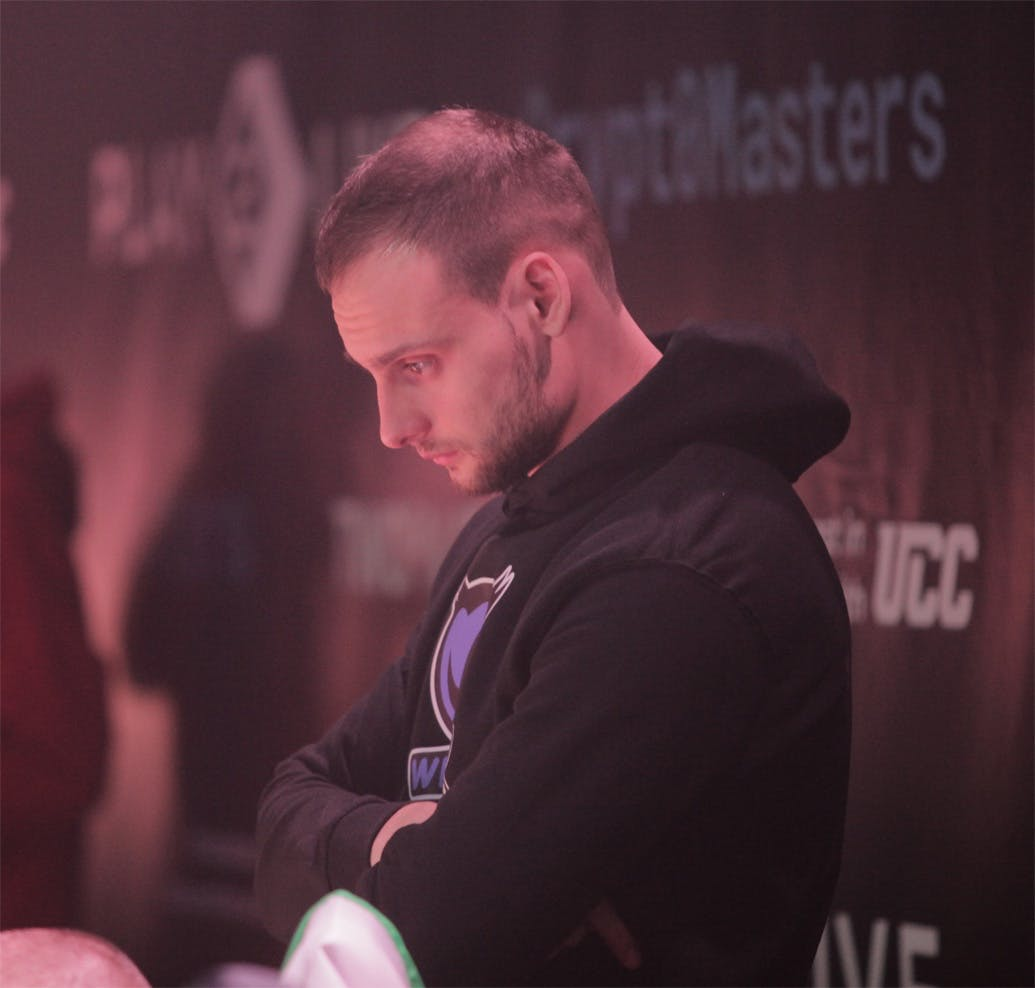 ToH1o Windigo Gaming Coach Anton Georgiev