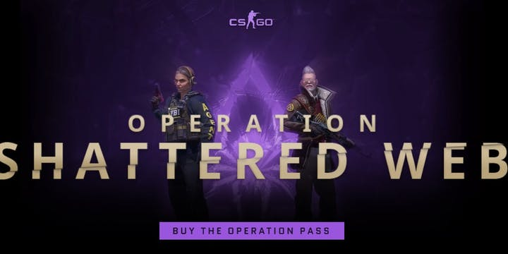 operation shattered web update
