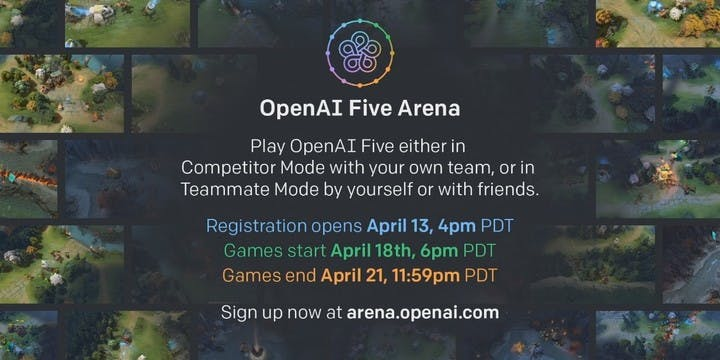OpenAI available to play